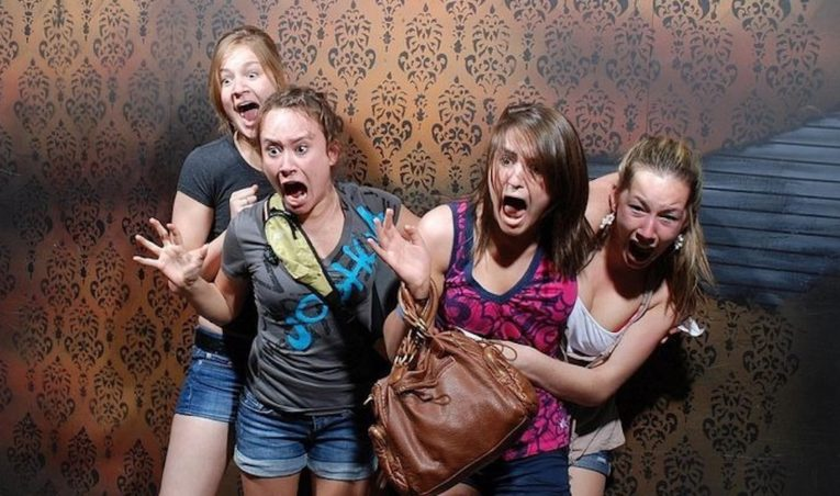 What Type of Haunted House Visitor Are You?